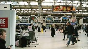 Victoria Station Fotografia de Stock