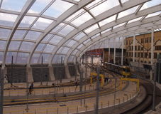 Victoria Station, Manchester, UK Royalty Free Stock Photography