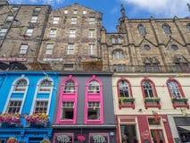 Victoria Street, Edinburgh Royalty Free Stock Images