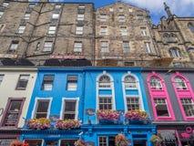 Victoria Street, Edinburgh Stock Photo