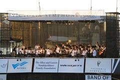Victoria symphony concert Stock Image