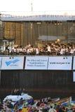 Victoria symphony splash Royalty Free Stock Photo
