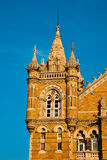Victoria Terminus Tower Stock Photos