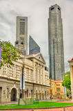 Victoria Theatre and Concert Hall in Singapore Stock Photo