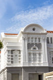 Victoria theatre and concert hall in Singapore Stock Images