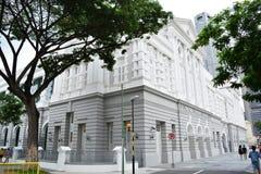 Victoria Theatre och konserthall Royaltyfria Foton