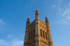 Victoria-toren Royalty-vrije Stock Fotografie