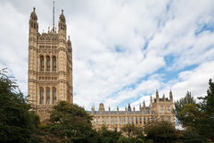 Victoria Tower Royalty Free Stock Photos