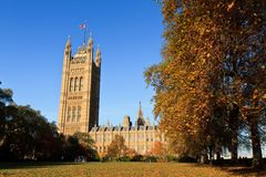Victoria Tower Royalty Free Stock Images