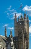 Victoria Tower Fotografía de archivo libre de regalías