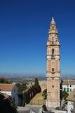 Victoria tower, Estepa, Spain. Stock Photo