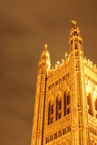 Victoria Tower, House of Lords, London Royalty Free Stock Photos