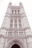 Victoria Tower, Houses of Parliament, Westminster; London Stock Photos