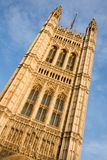 Victoria Tower in London Stock Photo