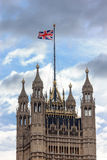 Victoria tower, London Royalty Free Stock Photography