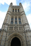 Victoria Tower, Westminster Stock Image
