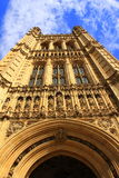 Victoria Tower Westminster Palace London Royalty Free Stock Photos