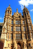 Victoria Tower Westminster Palace London Royalty Free Stock Photography
