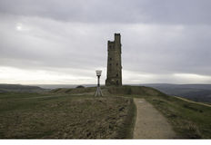 Victoria-Turm, Turmhügel lizenzfreie stockfotos