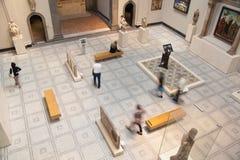 Victoria- und Albert Museum-Ausstellungshalle Stockbilder