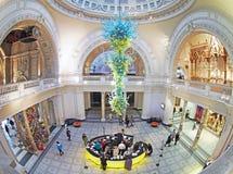 Victoria- und AlbertMueum Atrium Lizenzfreie Stockfotografie