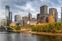 Victoria University Melbourne Royaltyfri Bild