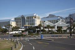 Victoria Wharf Cape Town complexo África do Sul Fotos de Stock