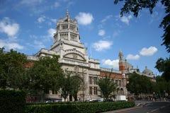 Victoria y museo de Albert Fotografía de archivo libre de regalías