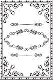 Victoriaans beeld Royalty-vrije Stock Afbeeldingen