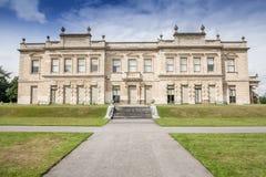 Victoriaans Buitenhuis (Brodsworth-Zaal) Royalty-vrije Stock Foto