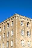 Victoriaans Erapakhuis, Bradford op Avon, het UK Stock Foto's