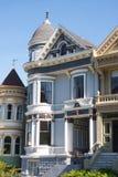 Victoriaans huis Royalty-vrije Stock Fotografie