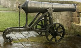 Victoriaans Kanon Royalty-vrije Stock Afbeelding