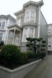 Victoriaans San Francisco Stock Afbeeldingen