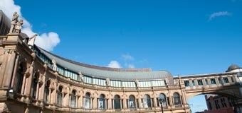 Victoriaanse architectuur bij harrogate Stock Foto's