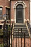 Victoriaanse deur Stock Afbeeldingen