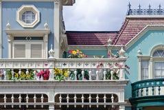 Victoriaanse Huizen Royalty-vrije Stock Afbeelding