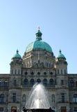 Victoriaanse Huizen van het Parlement Stock Afbeeldingen