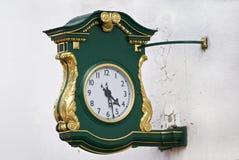 Victoriaanse Klok Royalty-vrije Stock Afbeelding