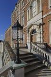 Victoriaanse lamppost Royalty-vrije Stock Foto's