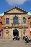 Victoriaanse Marktzaal, Derby stock afbeeldingen