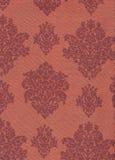 Victoriaanse textielachtergrond. Royalty-vrije Stock Afbeelding