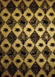 Victoriaanse Textuur Royalty-vrije Stock Afbeelding