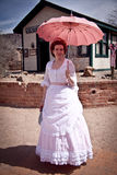 Victoriaanse Vrouw Steampunk Stock Afbeeldingen