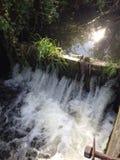 Victoriaanse waterkering Royalty-vrije Stock Afbeeldingen