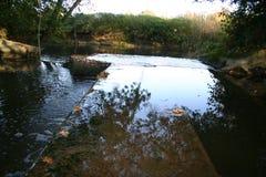 Victoriaanse waterkering Royalty-vrije Stock Afbeelding