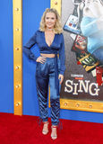 Victoriah Bech. At the Los Angeles premiere of `Sing` held at the Microsoft Theater in Los Angeles, USA on December 3, 2016 Stock Photo
