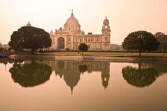 Victorial Memorial, Kolkata. Royalty Free Stock Photo