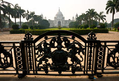 Victorial Memorial, Kolkata. Royalty Free Stock Photography