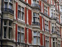 Victorian Apartment London Royalty Free Stock Images